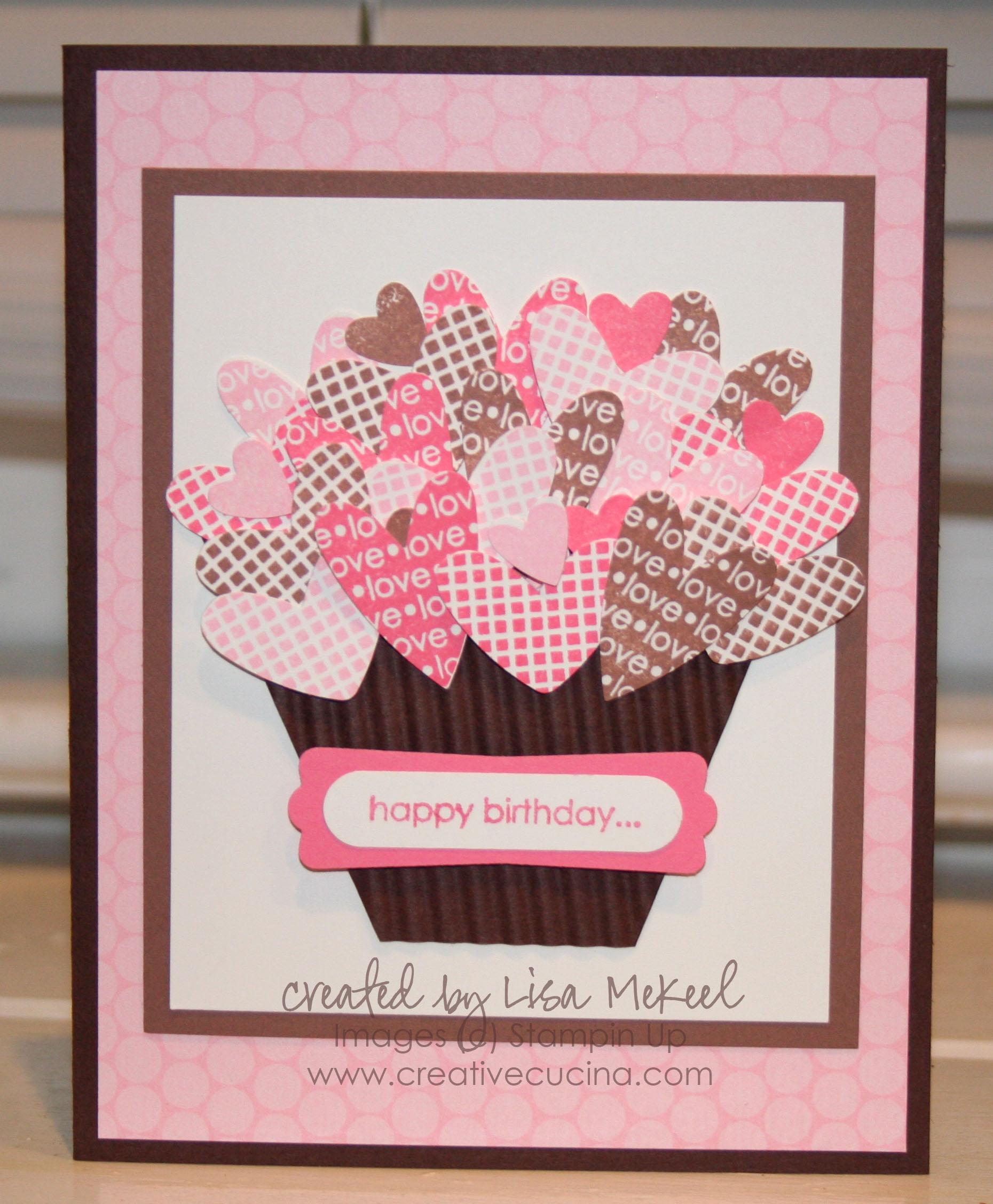 cupcakes – Cupcake Birthday Card