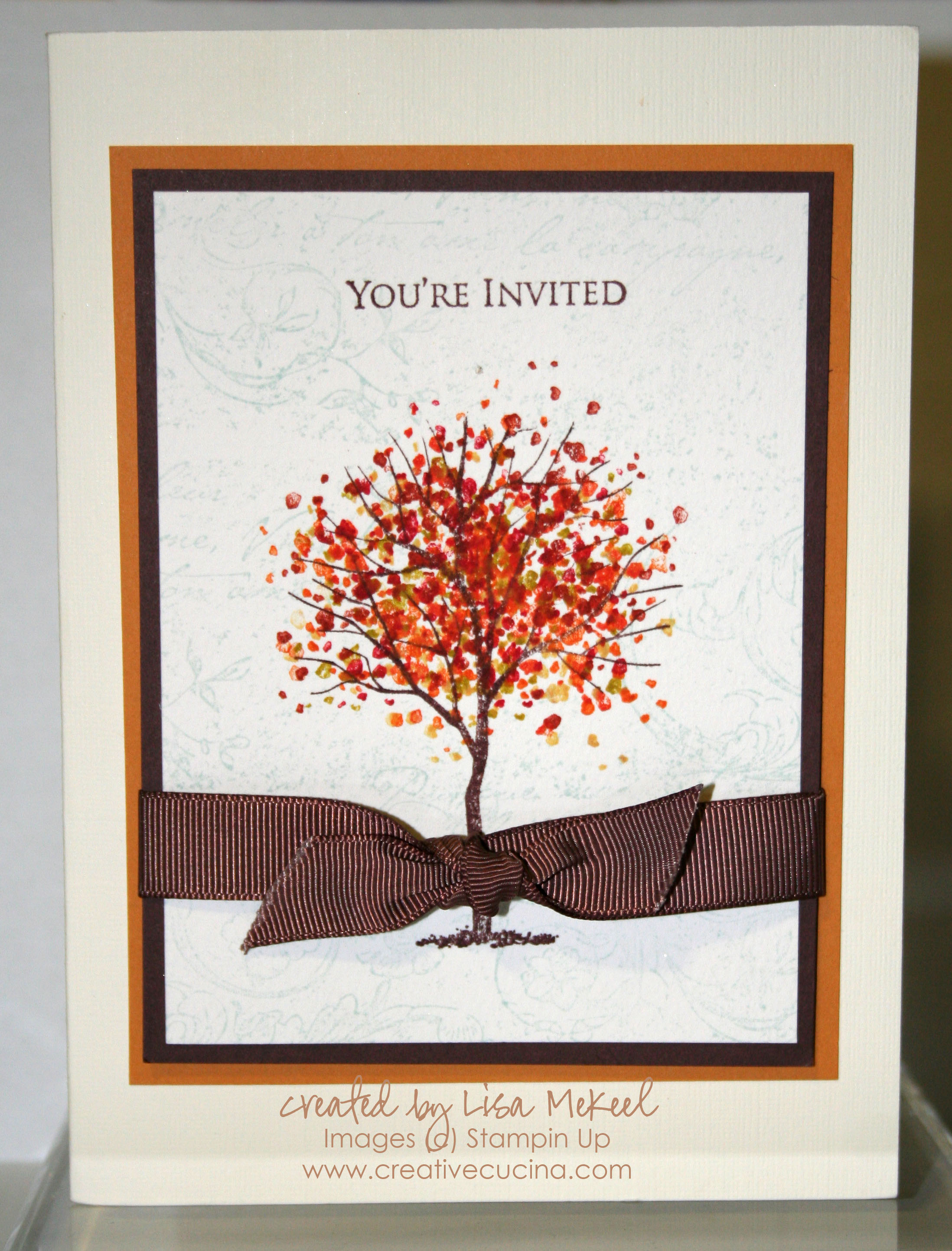 wedding invitation autumn wedding invitations Elegant Fall Wedding Invitations Branch Out