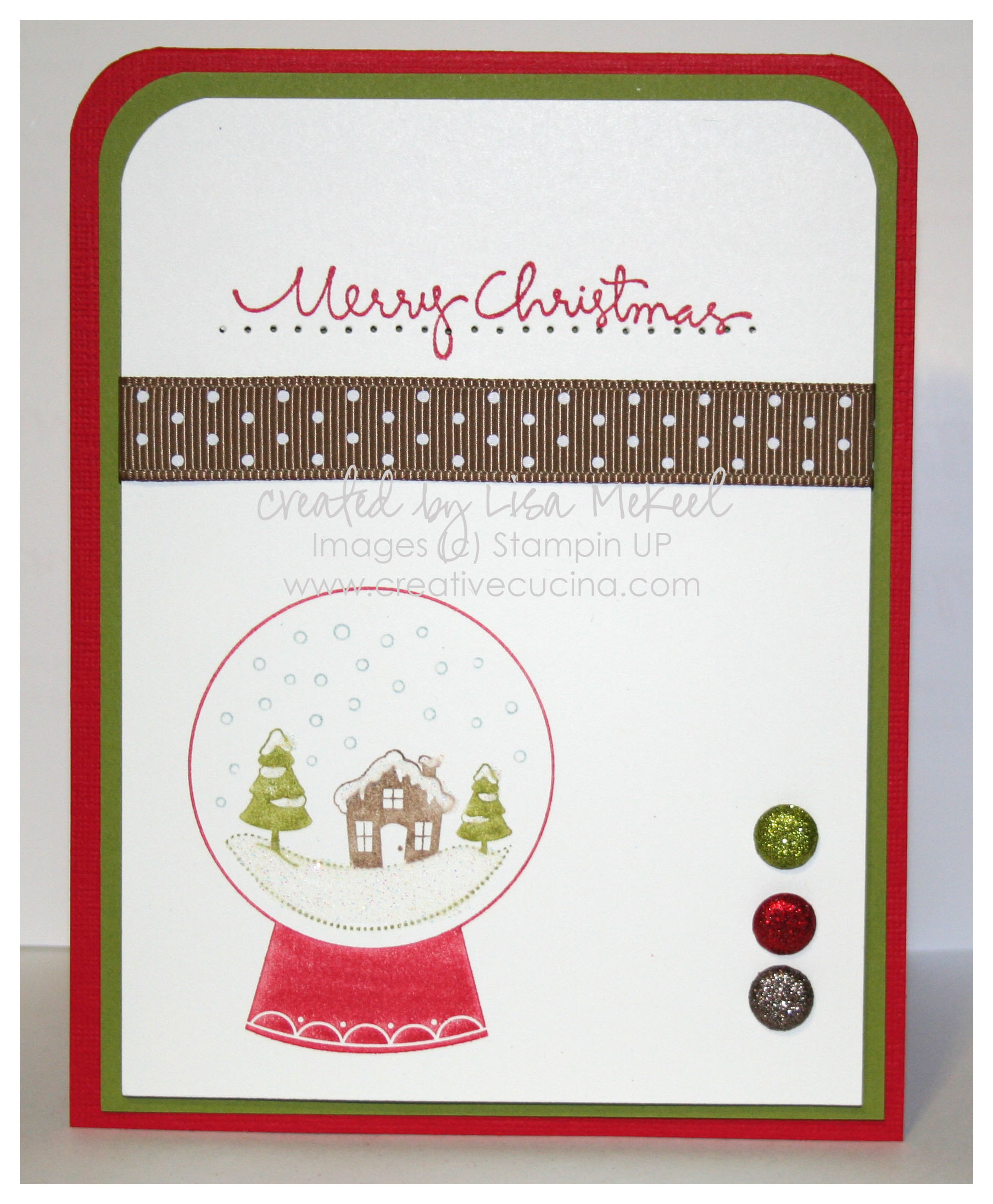 christmas cards Creative Cucina