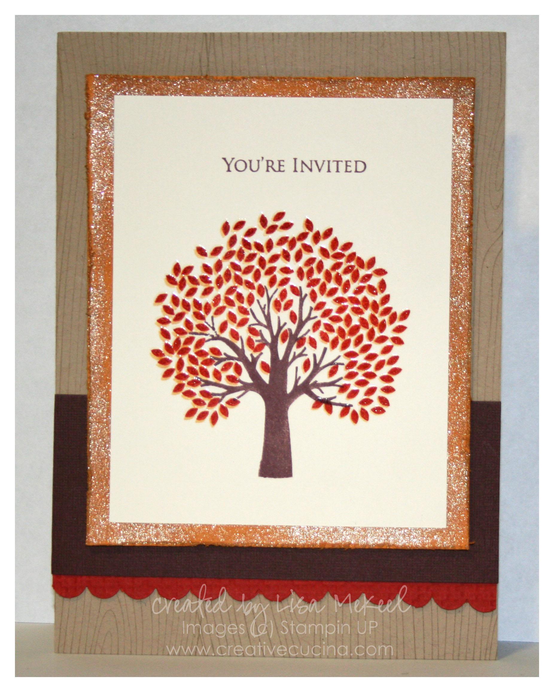 Fall Wedding DIY Ideas – Diy Fall Wedding Invitations