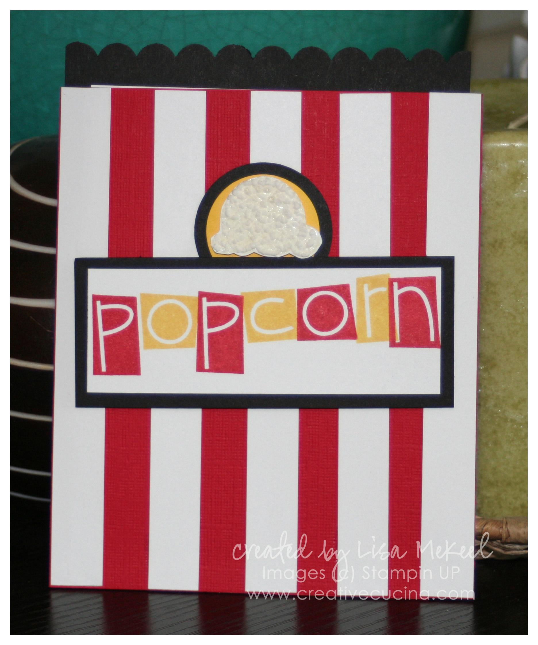 Popcorn Creative Cucina